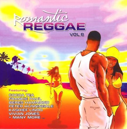 SALE ITEM - Various - Romantic Reggae Vol. 8 (Jet Star) CD
